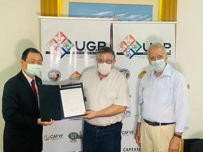 Taiwán fortalece lazos de cooperación comercial con Paraguay
