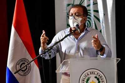 """Nicanor hablar de """"sembradores de odio"""" infiltrados en manifestación ciudadana"""