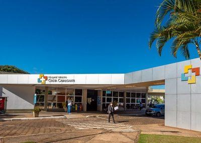Hospital de Itaipú en FOZ habilita más 10 camas de UTI para pacientes de COVID19 y CDE NADA