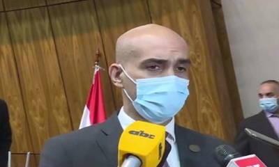 Renunció Julio Mazzoleni como Ministro de Salud