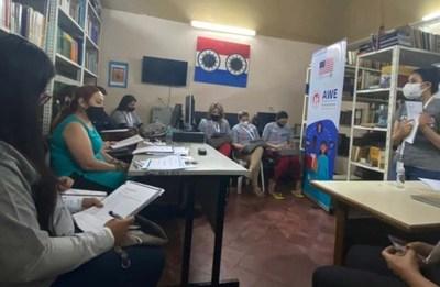 Internas del Buen Pastor participan en programa de capacitación desarrollado por la Embajada de EE.UU