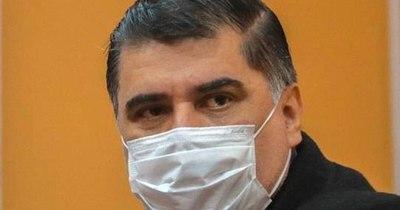 La Nación / Julio Borba: nuevo ministro interino de Salud, de perfil bajo y comedido
