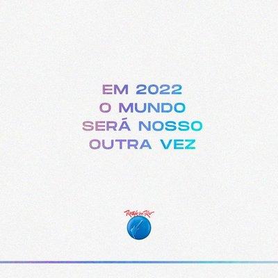 Rock in Rio se pospuso para el 2022