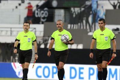 Los árbitros elegidos para la sexta fecha del Apertura