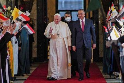 Francisco en Irak: La guerra y la violencia son incompatibles con la religión