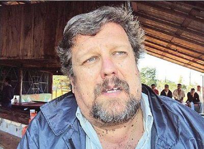 Ex ministro de Urbanismo, Gerardo Rolón Pose, internado en el Ineram por Covid-19