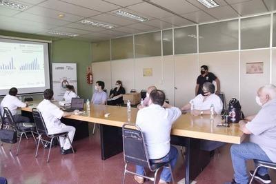 EL CENTRO DE OPERACIONES DE EMERGENCIA (COE) SE REUNIÓ EN ITAPÚA