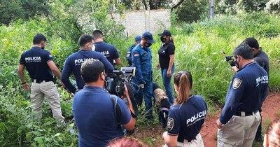 La Nación / Prosigue la búsqueda de Dahiana Espinoza en Itá