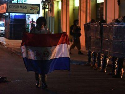 Lamentan represión de la Policía y tildan  a Abdo de stronista