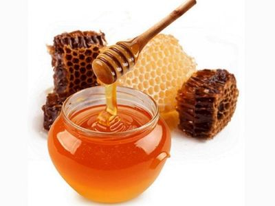 Beneficios de la dulce miel de abeja