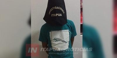 DETIENEN A PRESUNTO AUTOR DE BRUTAL CRIMEN EN C. A. LOPEZ