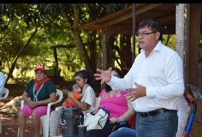 Caballero pide préstamo de G. 850 millones para pagar sueldos y ediles aprueban sin ningún análisis