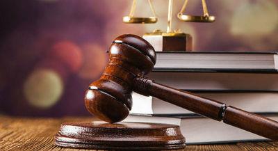 Dos hombres reciben condena de 5 años de cárcel por tenencia de armas de fuego