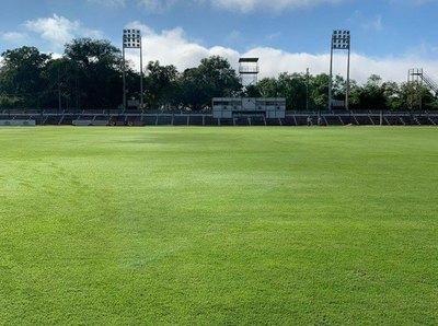 El estadio de Guaireña aprueba la inspección y nuevamente está habilitado