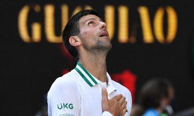 Djokovic asegura su presencia en Mami, Montecarlo y Belgrado