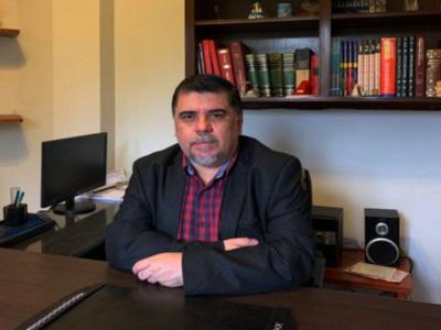 """Julio Borba, ministro interino de Salud: """"Esto no estaba en los planes, pero ya estamos trabajando para poder salir de esto"""""""