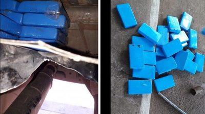 Atrapan a paraguayo que intentó ingresar 150 kg de cocaína al Brasil