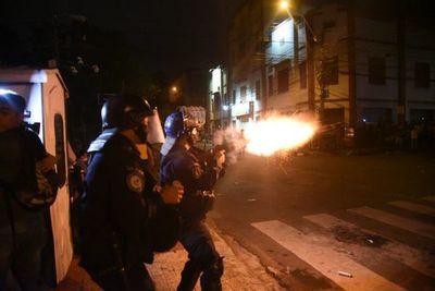 Cuestionan falta de profesionalismo de la Policía
