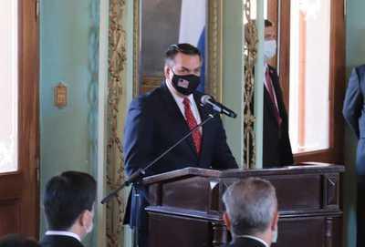 Representante de EE.UU. se pronuncia en favor del estado de derecho en Paraguay