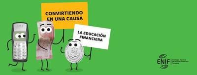 La campaña de educación financiera se realizará desde el próximo lunes