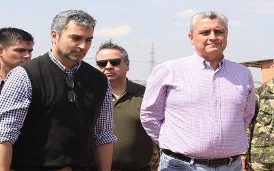 Abdo anuncia las salidas de Eduardo Petta, Nilda Romero y Juan Ernesto Villamayor