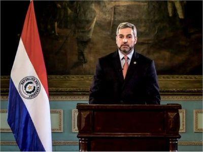 Mario Abdo anuncia cambios en tres ministerios y en Gabinete Civil