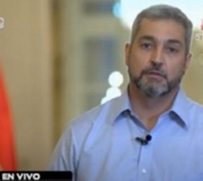 Abdo confirma cambios en su Gabinete
