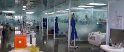 300 pacientes están internados en terapia por covid-19