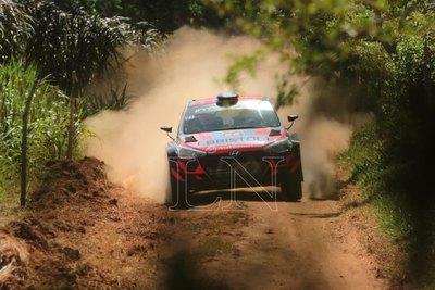 Súper Prime: El rally pone primera mañana en Ybycuí