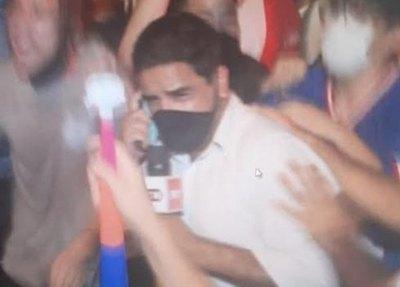 "Crónica / Alexis Aveiro : ""Fui atacado, pero no sentí miedo por la adrenalina"""