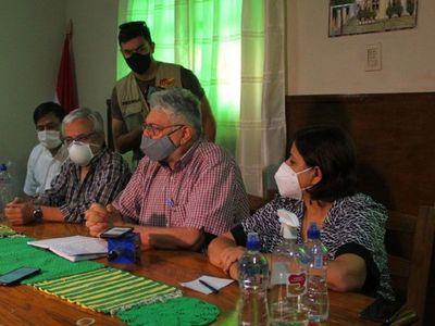 Oposición exige salida de Abdo y Velázquez, y nueva elección