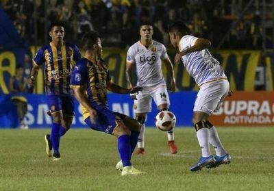 Guaraní también quiere el liderato