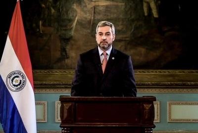 Mario Abdo Benítez nombrará a sus nuevos ministros este lunes