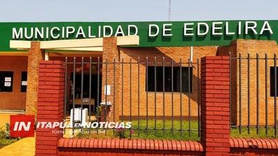 MUNICIPALIDAD DE EDELIRA FIRMARÁ CONVENIO CON EL MIN. DE RELACIONES EXTERIORES