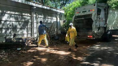 Piden a la Municipalidad eliminar criadero de mosquitos en el Ineram