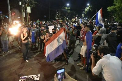 Nueva convocatoria a manifestación frente a Mburuvicha Róga
