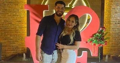 Ganso Benítez recibió una cuchillada luego de agredir a su pareja