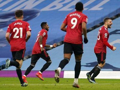 El United acaba con la racha del City