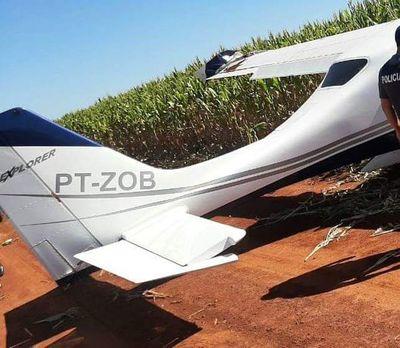 Reportan aterrizaje forzoso de avioneta en Los Cedrales