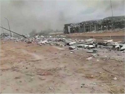 Una cadena de explosiones causa 17 muertos y 420 heridos en Guinea Ecuatorial