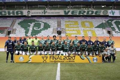 Palmeiras gana la Copa de Brasil y Gustavo Gómez suma un trofeo más