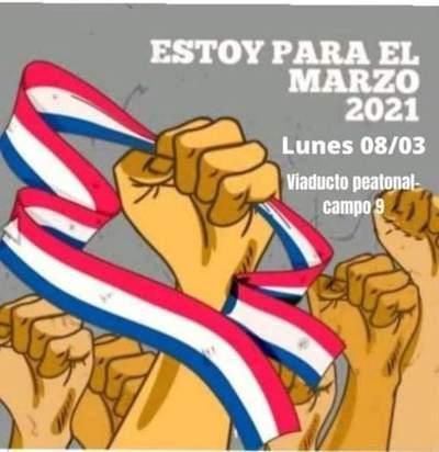Anuncian actos de protestas en Campo 9