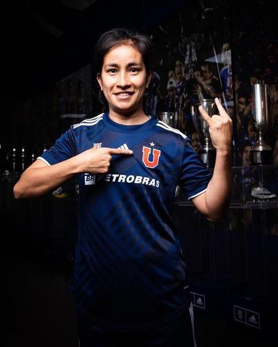 Rebeca Fernández y su nuevo reto profesional con la U de Chile