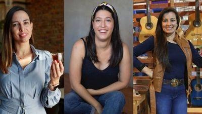 Maiteiblends, Palofante y Guitarras Borja: tres negocios impulsados por mujeres que demuestran el liderazgo y la visión femenina del éxito