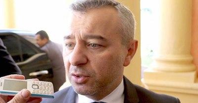 La Nación / Centurión asegura que Abdo pone estructura estatal a su disposición