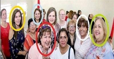 La Nación / Senadora Samaniego ostenta amistad con jefas de áreas claves dentro de IPS