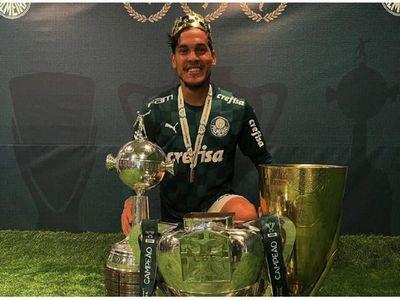 Palmeiras se coronó  en la Copa Brasil