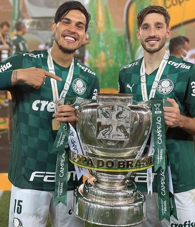 El 4° título con  Palmeiras