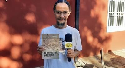 Blas Brítez lanza su libro «La lámpara del lenguaje»