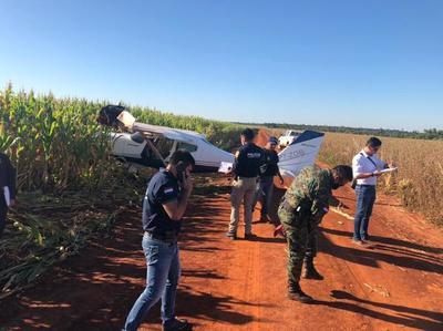 "Avioneta repleta de ""merca"" realiza un aterrizaje forzoso en San Cristóbal"